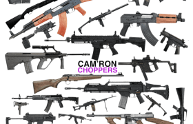 MP3: Cam'ron feat. Disco Black & Vellz - Choppers