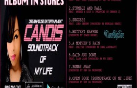 Audio: @VannDigital Interviews Candis (@SheIsHipHop) [10.7.2014]