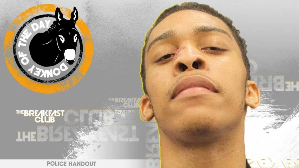Demonte Jackson Awarded Donkey Of The Day For Being Charged With Aggravated Robbery In Bun B Case