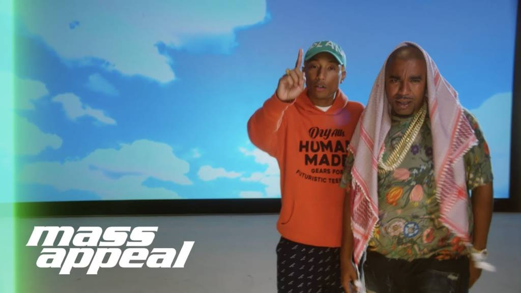 #Video: N.O.R.E. feat. Pharrell Williams - Uno Más (@Noreaga @Pharrell)
