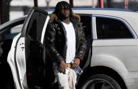 Chief Keef Arrested Once Again...This Time For Speeding!!!