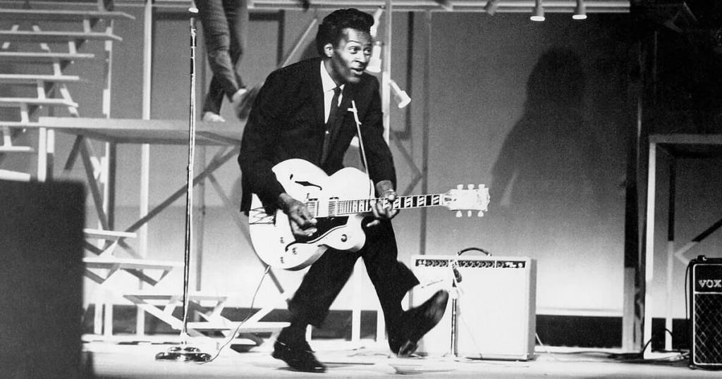 R.I.P. Chuck Berry, 1 Of The Kings Of Rock-N-Roll, 1926-2017