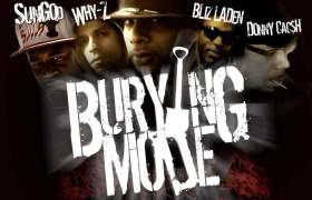 @Stumik (feat. Why-Z, @DonnyCacsh, Sun God, @TheRealBliz) » Burying Mode (via @Chambermusik) [MP3]