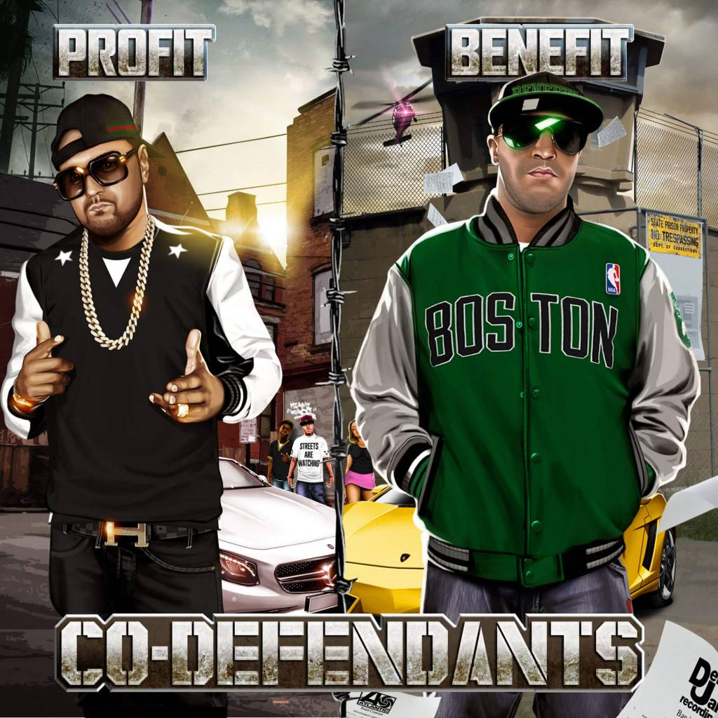 Stream CO Defendants' (@IAmProfit @BenefitCTN) Self-Titled Album