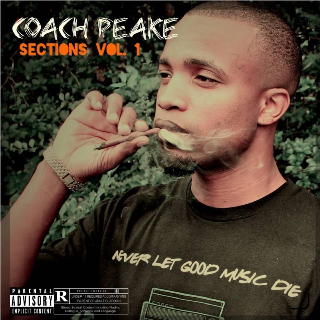Stream Coach Peake's 'Sections, Vol. 1' Album (@Peake864)