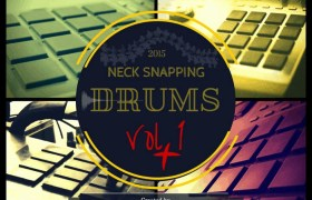 Beat Tape: 'Neck Snapping Drums, Vol.1' By Confidence (@ConfidenceBeats)