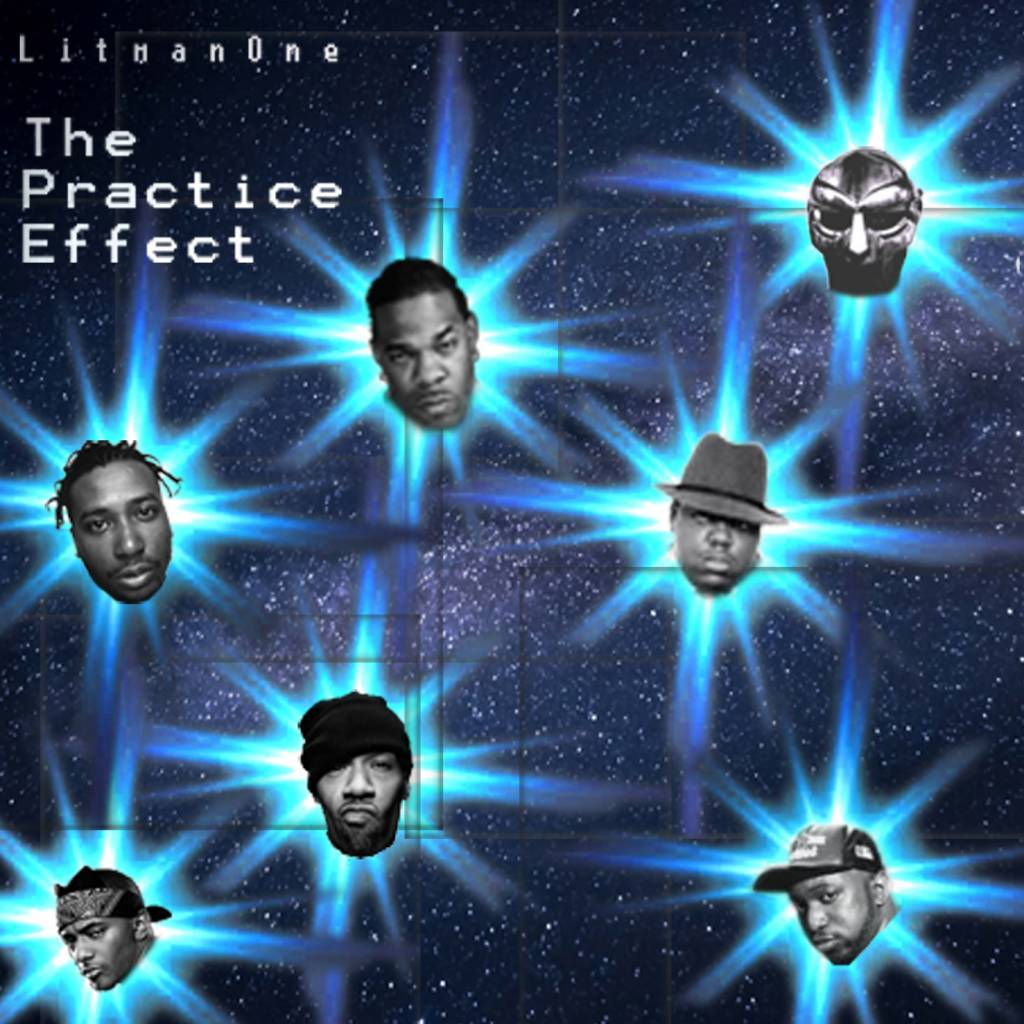 LitmanOne's Remix Project Contains 'The Practice Effect'