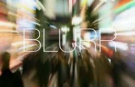 Blurr track by Laron Bishop & Eyerone