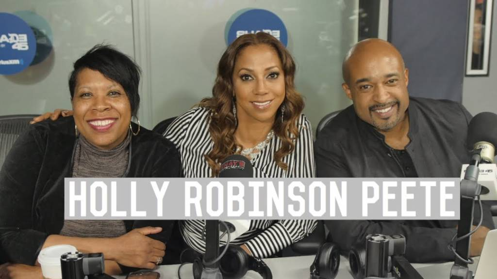 Holly Robinson Peete Speaks On 90s Sitcom Reboots & More w/Sway In The Morning