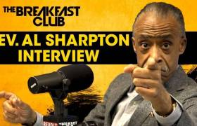 Al Sharpton Speaks On The Removal Of Confederate Memorials & More w/The Breakfast Club