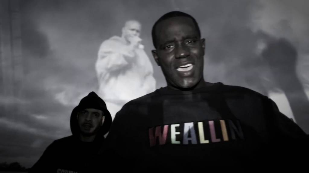 Video: Blaq Poet - Declare War/F.O.H.