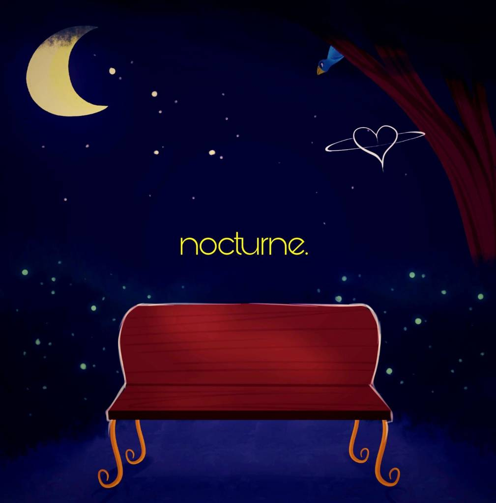 Stream Dani Darling's 'Nocturne.' EP