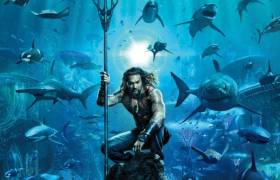 1st Trailer For 'Aquaman' Movie (#Aquaman)