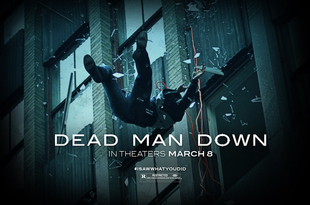 Dead Man Down » Trailer [Starring Terrence Howard, Colin Farrell, & Noomi Rapace]