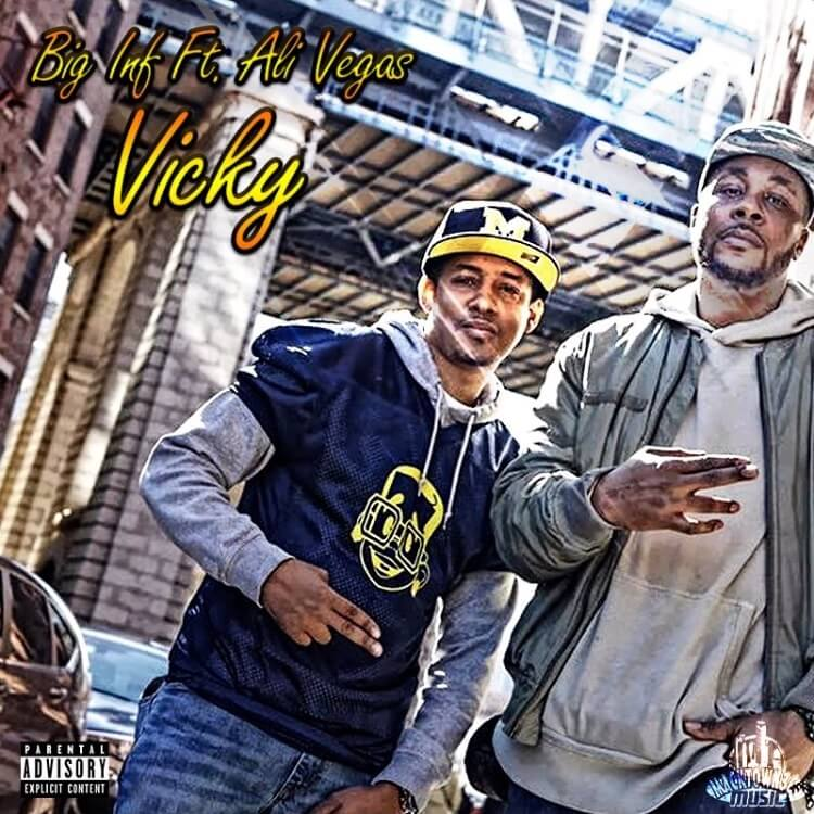 #Video: Big Inf feat. Ali Vegas - Vicky (@DJBigInf @TheRealAliVegas)