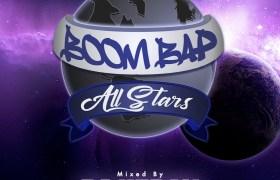 DJ Heron - Boom Bap All Stars [Mixtape Artwork]