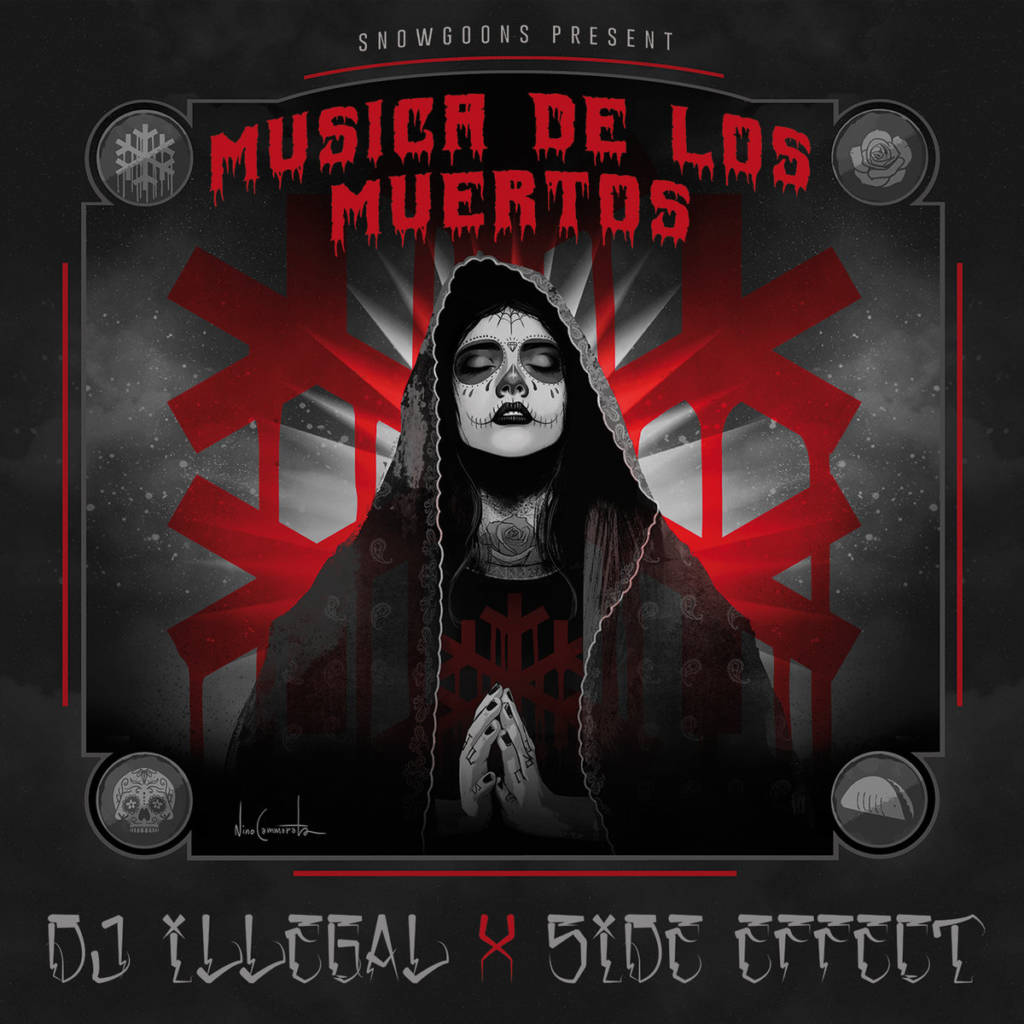 DJ Illegal (Snowgoons) & Side Effect Drop 'Musica De Los Muertos' Album & 'Blood Money' Video