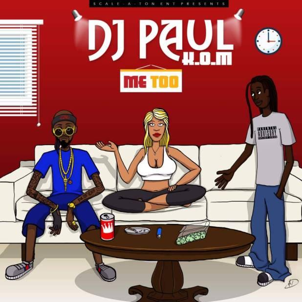 DJ Paul (@DJPaulKOM) Shares 2 Singles From 'Da Reason: Thank Me Later'