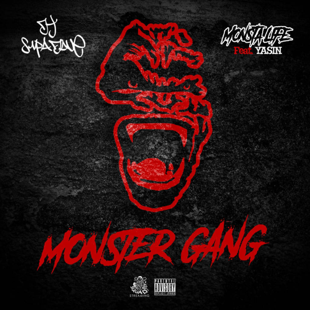 MP3: DJ Supa Dave feat. Yasin - Monster Gang