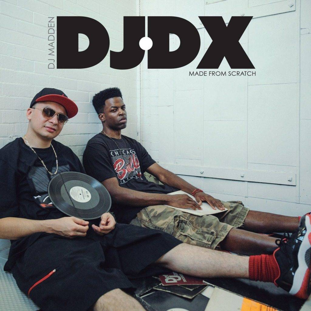 DJ DX's (@OfficialDJDX) New Album Was 'Made From Scratch'