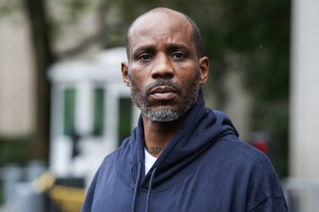 DMX Comes Home From Prison
