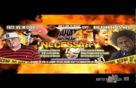 AHAT 45: Any Means Necessary trailer