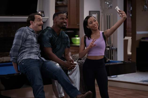 First Look For Netflix Original Series 'Dad Stop Embarrassing Me!' Starring Jamie Foxx