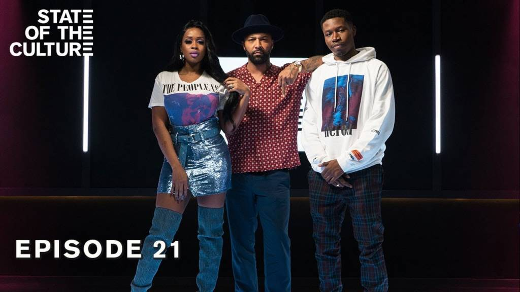 State Of The Culture - Season 1, Episode 21