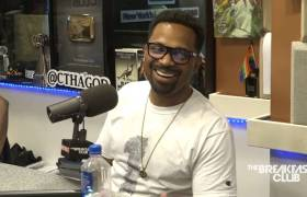 Mike Epps Talks Marriage, Fatherhood, New Netflix Special, & More w/The Breakfast Club