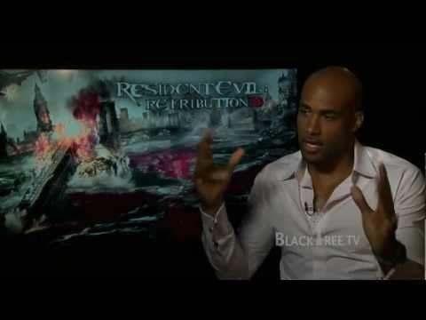 @BlackTreeMedia Interview: @BorisKodjoe