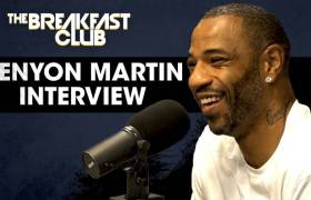 Kenyon Martin Talks Playing In The BIG3 w/Allen Iverson & Why The NBA Has Gone Soft w/The Breakfast Club