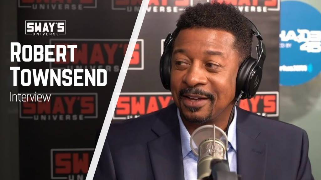 Cinematic Pioneer Robert Townsend Speaks On New Documentary 'Making The Five Heartbeats' w/Sway In The Morning