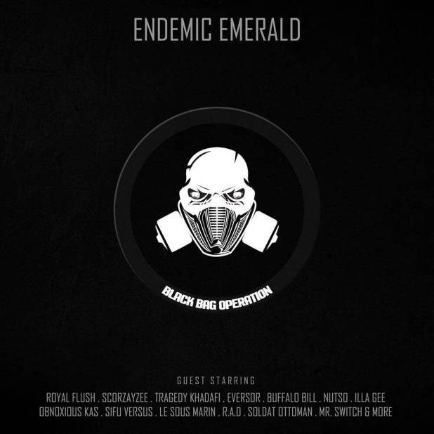 #Video: @EndemicEmerald feat. Various Artists - Counterstrike
