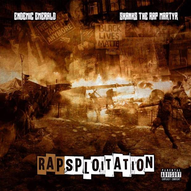 Endemic Emerald & Skanks The Rap Martyr - The Pain Of Life [Video]