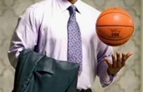 Entrepreneur & former NBA player Jamal Mashburn back in February 2015 [Press Photo]