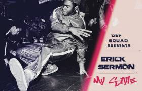 MP3: Erick Sermon feat. Raekwon & N.O.R.E. - My Style [Prod. Boogeyman]