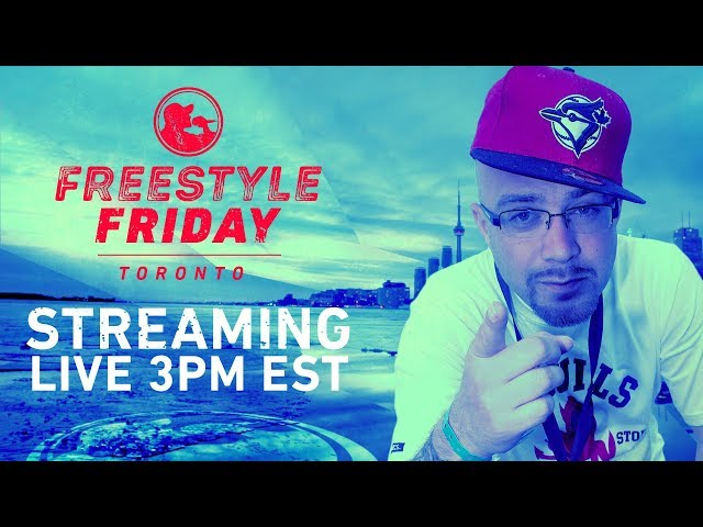 BET's 'Freestyle Friday' Goes To Toronto (#FreestyleFridayBET)