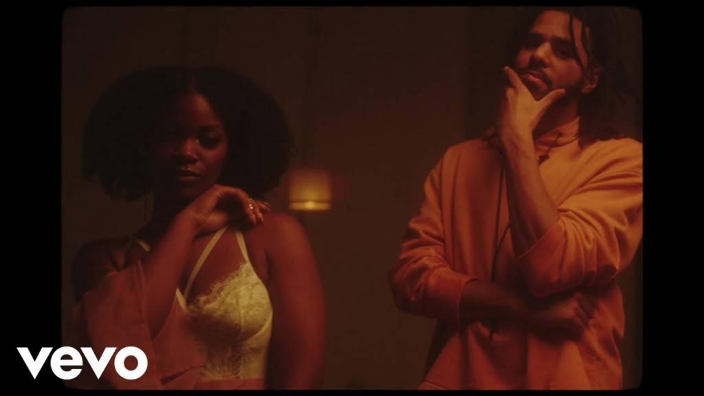 Video: Ari Lennox x J. Cole - Shea Butter Baby