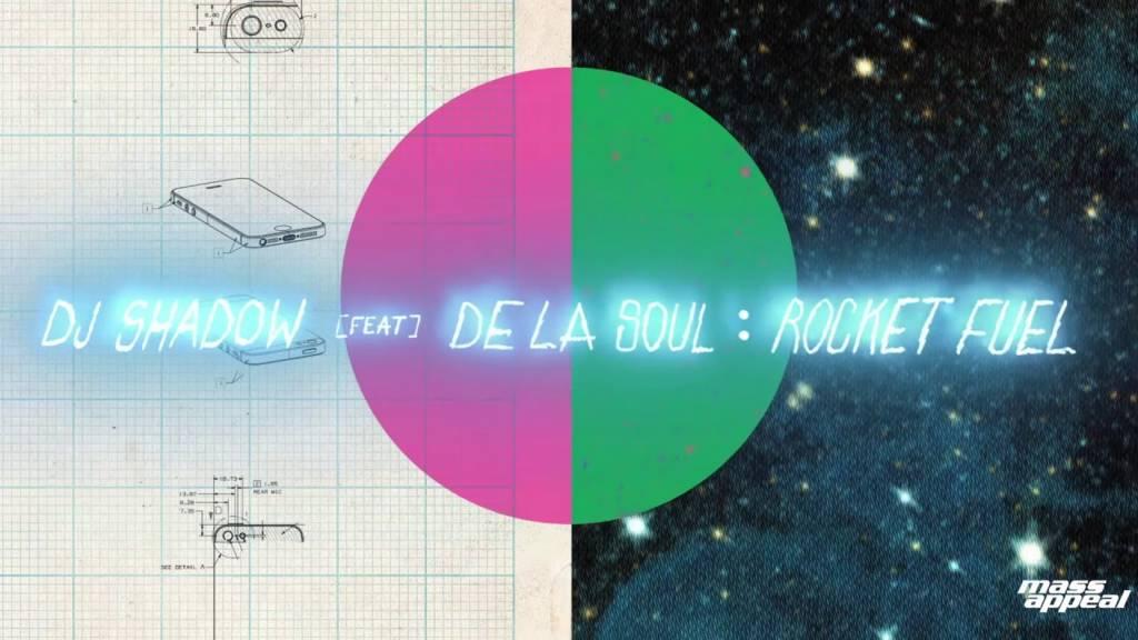 MP3: DJ Shadow feat. De La Soul - Rocket Fuel