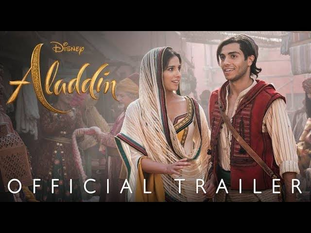 1st Trailer For 'Disney's Aladdin' Starring Will Smith