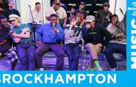 Brockhampton Plays Of 'Most Likely To' + Talks About Recent Show Mishap On SiriusXM's Hip Hop Nation