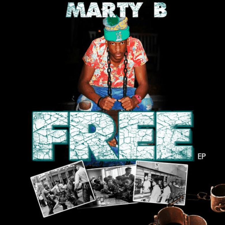 Editorial: @VannDigital EP Review: Marty B (@MartyBTakeOver) » Free