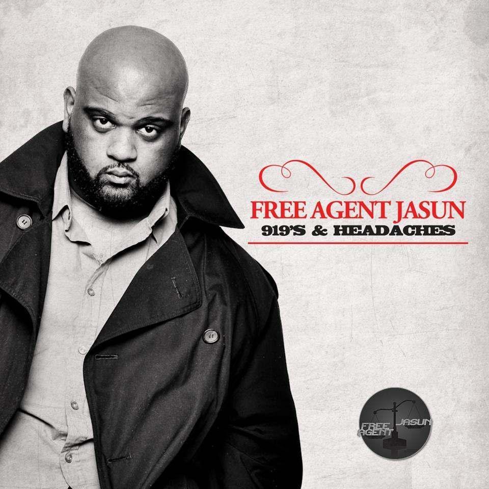 @VannDigital Mixtape Review: @FreeAgentJasun » 919s & Headaches