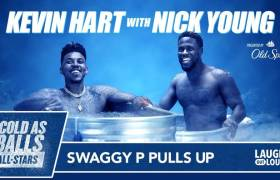 Nick 'Swaggy P' Young On Kevin Hart's 'Cold As Balls All-Stars'