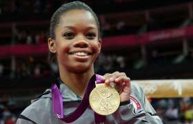 Gabby Douglas (@GabrielleDoug) Is The 2012 WSF Sportswoman Of The Year