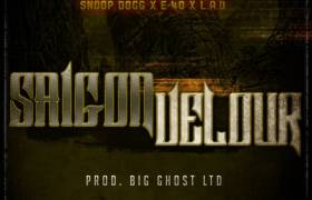 MP3: Ghostface Killah feat. Snoop Dogg, E-40, & LA The Darkman - Saigon Velour (@GhostfaceKillah @SnoopDogg @E40 @CEOLAD @BiggHostLTD)