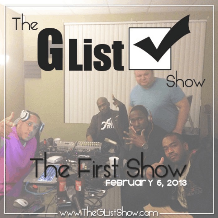 @TheGListShow: Episode 1 [Podcast]