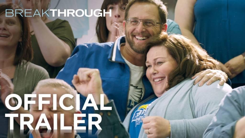 1st Trailer For 'Breakthrough' Movie Starring Mike Colter & Dennis Haysbert