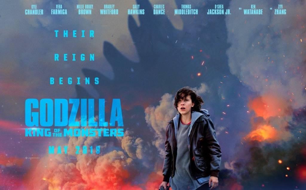 1st Trailer For 'Godzilla: King Of The Monsters' Movie (#GodzillaMovie)