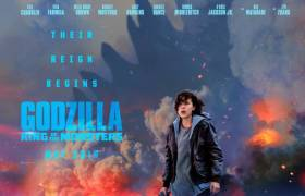 1st Trailer For 'Godzilla: King Of The Monsters' Movie (#GodzillaMovie)